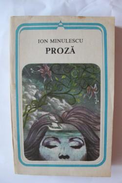 Ion Minulescu - Proza