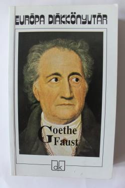 J. W. Goethe - Faust (editie in limba maghiara)