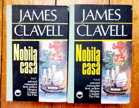 James Clavell - Nobila casa (2 vol., editie hardcover)