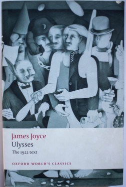James Joyce - Ulysses (The 1922 text)