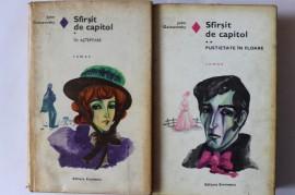 John Galsworthy - Sfarsit de capitol (2 vol., editie hardcover)