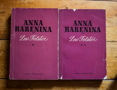 L. N. Tolstoi - Anna Karenina (2 vol.)