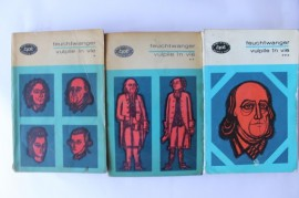 Lion Feuchtwanger - Vulpile in vie (3 vol.)