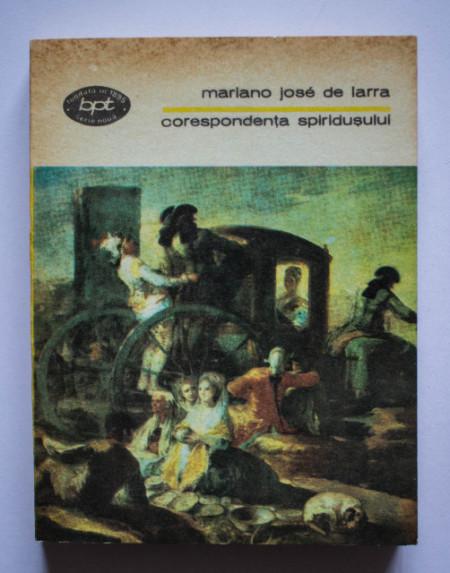 Mariano Jose De Larra - Corespondenta spiridusului