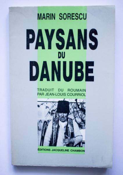 Marin Sorescu - Paysans du Danube