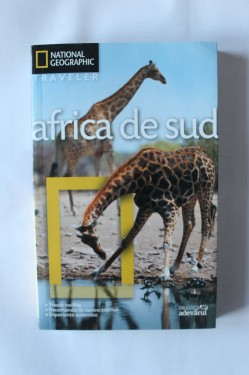Mic ghid turistic National Geographic - Africa de Sud