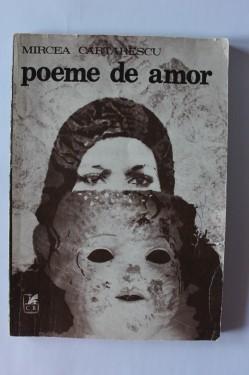 Mircea Cartarescu - Poeme de amor (cu autograf/signed edition)