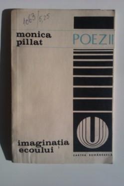 Monica Pillat - Imaginatia ecoului