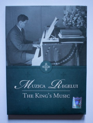 Muzica Regelui - The King`s music (editie bilingva, romano-engleza, contine CD)