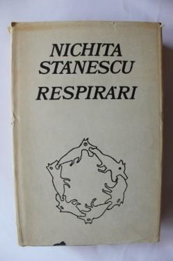 Nichita Stanescu - Respirari (editie hardcover)