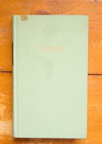 Nikolaus Lenau - Werke (editie hardcover)