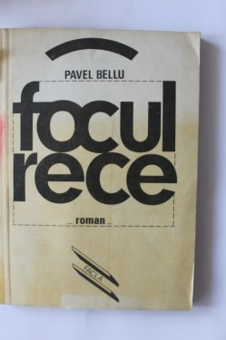 Pavel Bellu - Focul rece