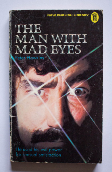 Peter Hawkins - The man with mad eyes