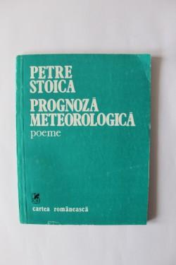 Petre Stoica - Prognoza meteorologica