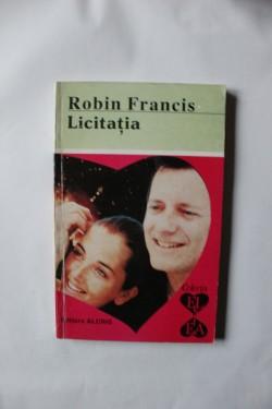 Robert Francis - Licitatia