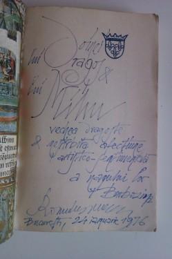 Romulus Vulpescu - Poezii, balade, cantece, carole, lamente, rondeluri (cu autograf)