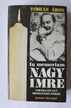 Tobias Aron - In memoriam Nagy Imre