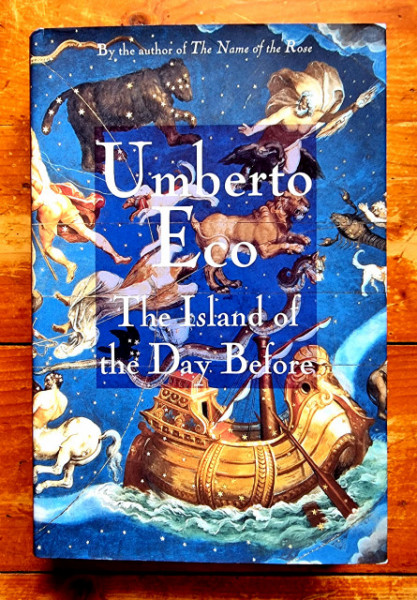 Umberto Eco - The Island of the Day Before (editie hardcover)