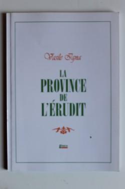 Vasile Igna - La province de l`erudit