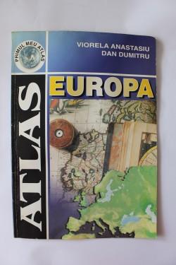 Viorela Anastasiu, Dan Dumitru - Atlas Europa
