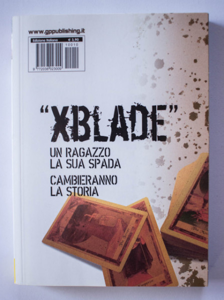 XBlade (benzi desenate, in limba italiana)