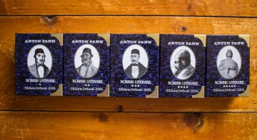 Anton Pann - Scrieri literare (5 vol. in caseta speciala, format liliput, hardcover)