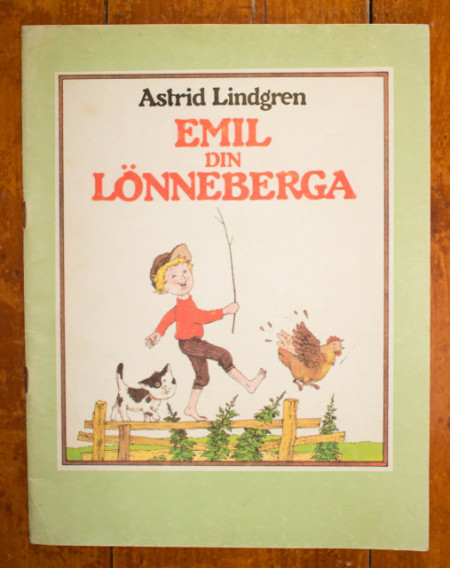 Astrid Lindgren - Emil din Lonneberga