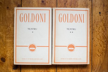 Carlo Goldoni - Teatru (2 vol.)