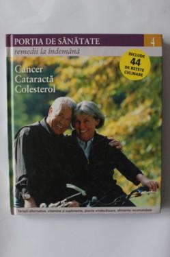 Colectiv autori - Cancer. Cataracta. Colesterol (mic album, editie hardcover)