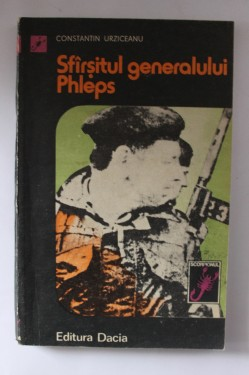 Constantin Urziceanu - Sfarsitul generalului Phleps