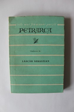 Francesco Petrarca - Sonete. Cele mai frumoase poezii