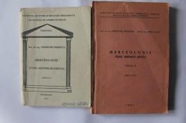 Gheorghe Predescu, Maria Balia - Merceologie. Studiul marfurilor agricole (2 vol.)