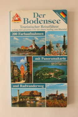 Poze Ghid turistic in limba germana - Der Bodensee