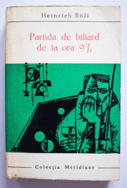Heinrich Boll - Partida de biliard de la ora 9 1/2