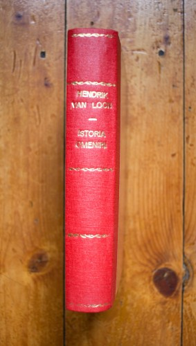 Hendrik Willem van Loon - Istoria omenirii (editie hardcover, frumos relegata)