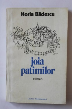 Horia Badescu - Joia patimilor