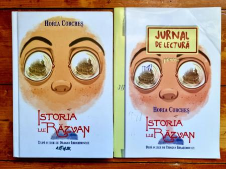 Horia Corches - Istoria lui Razvan (editie hardcover)