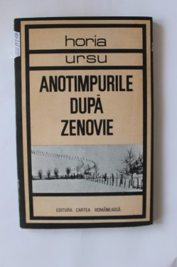 Horia Ursu - Anotimpurile dupa Zenovie