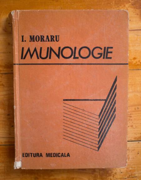 I. Moraru - Imunologie (editie hardcover)