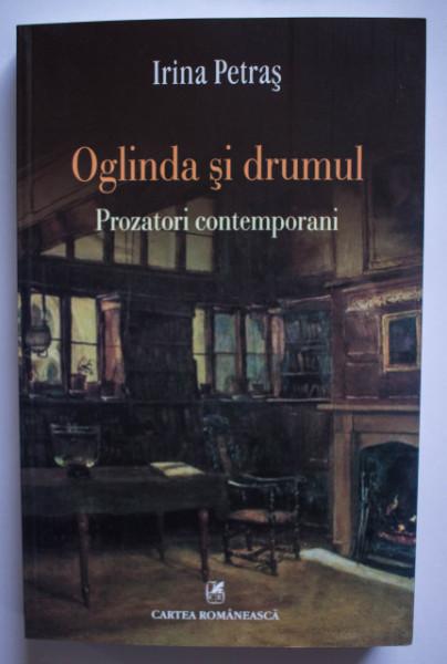 Irina Petras - Oglinda si drumul. Prozatori contemporani