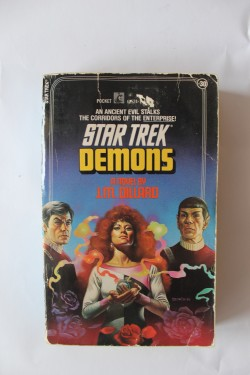 J.M. Dillard - Star Trek Demons