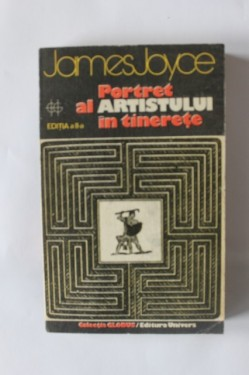 James Joyce - Portret al artistului in tinerete