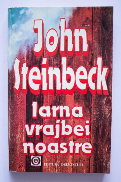 John Steinbeck - Iarna vrajbei noastre