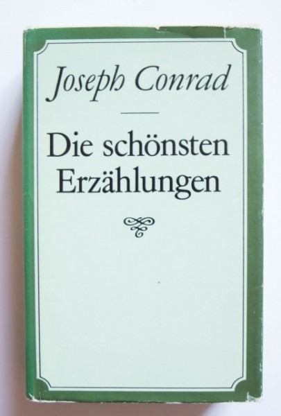 Joseph Conrad - Die schonsten Erzahlungen (editie hardcover)