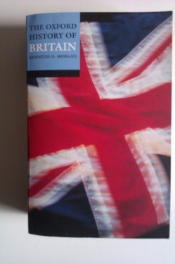 Poze Kenneth O. Morgan - The Oxford History of Britain (editie in limba engleza)