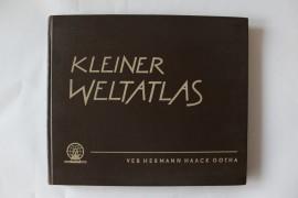 Kleiner Weltatlas (editie hardcover, in limba germana)