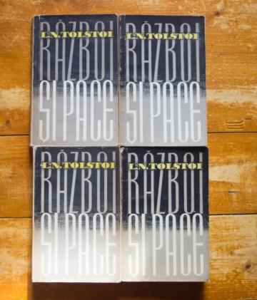 L. N. Tolstoi - Razboi si pace (4 vol.)