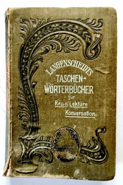 Langenscheidts Taschenworterbucher fur Reise, Lekture, Konversation. Franzosisch-Deutsch (editie hardcover)