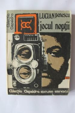 Lucian Penescu - Jocul nopti
