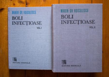 Marin Gh. Voiculescu - Boli infectioase (2 vol., editie hardcover)